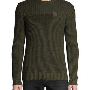 NWT - Strellson Cotton-Blend Knit Sweater